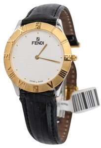 Fendi Fendi Orologi Two Tone Unisex Watch
