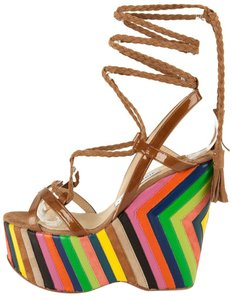 Jimmy Choo Rainbow Sandals