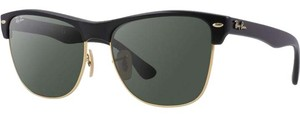 Ray-Ban Clubmaster Oversized Sunglasses w/ G-15 Green Classic Lenses (RB4175 877 3N) Brand New
