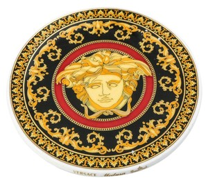 Versace Collectible Versace Medusa Coaster