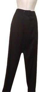 Carolina Herrera Dress Trouser Pants Black