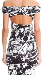 Helmut Lang Date Cut- Open Dress