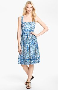 Tory Burch short dress Blue Alice + Olivia Elizabeth And James Haute Hippie Dvf on Tradesy