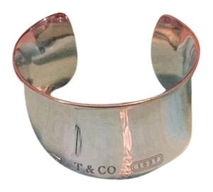 Tiffany & Co. Tiffany 1837 Cuff Sterling Silver