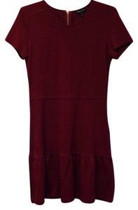 Juicy Couture Ruffle Cap Sleeve Dress