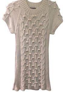 525 America short dress Cream on Tradesy