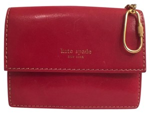 Kate Spade Wallet Key Chain Leather
