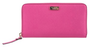 Kate Spade * Kate Spade Newbury Lane Neda Leather Wallet Wlru1498