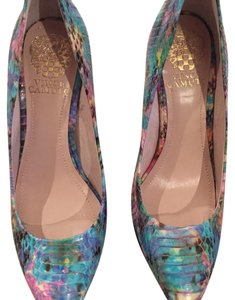 Vince Camuto Multi-color Pumps
