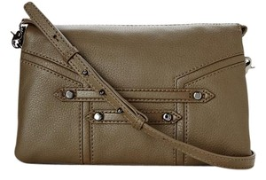 Botkier Olive Clutch Cross Body Bag