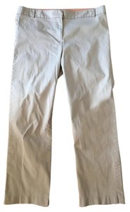 J.Crew Capri Cafe Size 6 City Fit Capri/Cropped Pants Stone