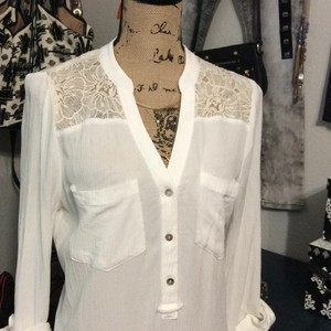 Democracy Top White