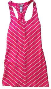 Juicy Couture short dress Pink and white striped Flowy Summer Bright on Tradesy
