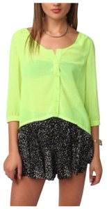 Urban Outfitters Top Green