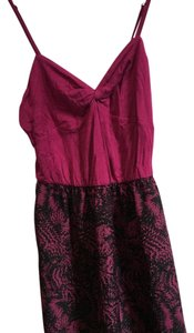 Urban Outfitters short dress Pink/Magenta on Tradesy