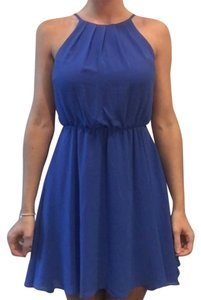 Francesca's Wedding Date Night Halter Dress