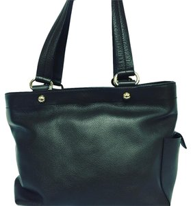 Bally Tote in Dark Brown