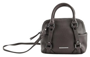 A|X Armani Exchange Satchel in Earth brown