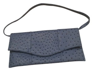Miztique Blue Clutch