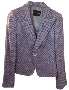 Giorgio Armani Giorgio Armani linen and silk jacket