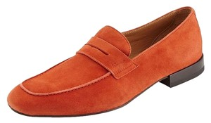 Salvatore Ferragamo Men Man Naples Sale Clearance Coral Formal