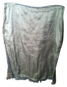 Elie Tahari Pencil Skirt Gray