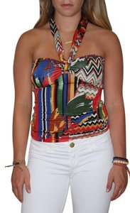 Missoni multi Halter Top