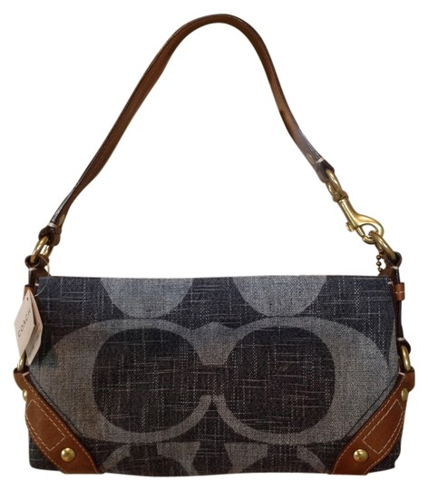 Preload https://item3.tradesy.com/images/coach-carly-cotton-signature-small-denim-shoulder-bag-1616112-0-0.jpg?width=440&height=440