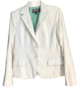 Vineyard Vines White Jacket
