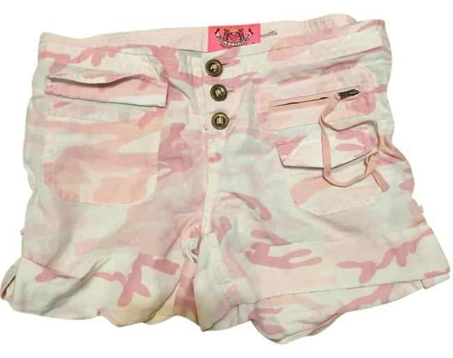 Item - Pink Camo Shorts Size 0 (XS, 25)