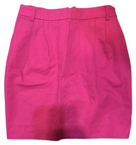 H&M Cute Summer Office Casual Skirt Pink