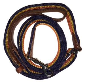 Hermès Rocabar Dog Collar and Lead (Hermes Engraved)