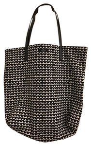 Kate Spade Tote in Black and White