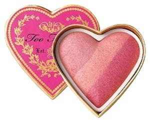 Too Faced NEW IN BOX! Too Faced Sweethearts Perfect Flush Blush in Something About Berry 5.5/0.19 FULL SIZE!