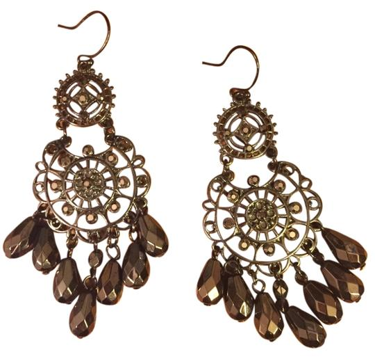 Other Beautiful hematite chandelier earrings