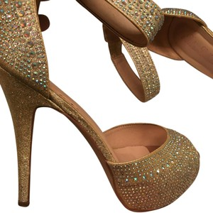 De Blossom Collection Nude/Bling Formal