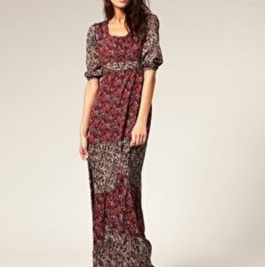 Maxi Dress by Vero Moda