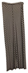 Max Studio Maxi Skirt Striped