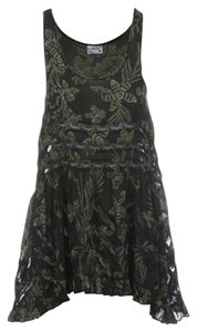 Free People short dress midnight combo on Tradesy