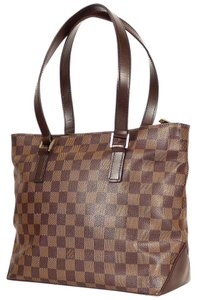 Louis Vuitton Rare Tote in Brown