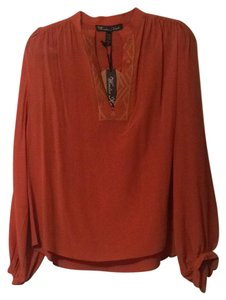 Winter Kate Top Orange