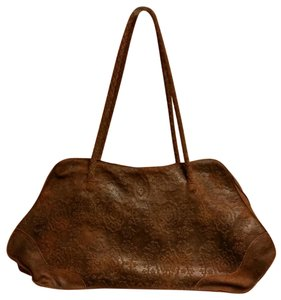 Hobo International Satchel in Antiqued Brown