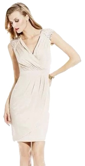Preload https://item2.tradesy.com/images/vince-camuto-dress-champagne-1616526-0-0.jpg?width=400&height=650