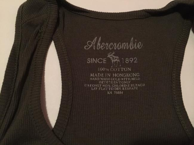 Abercrombie & Fitch Top Army Green