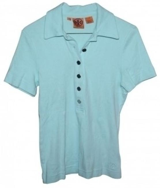 Tory Burch T Shirt Light Blue