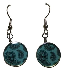Handmade New Paisley earrings