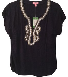 Lilly Pulitzer T Shirt Navy