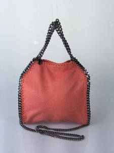 Stella McCartney Falabella Tote in Coral