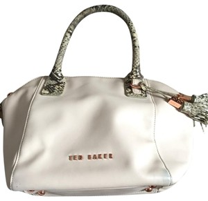Ted Baker Satchel in Pale Pink