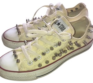 Converse Chucks Chucktaylor Studded Canvas Athletic